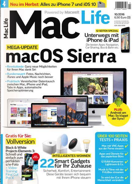 Mac Life 10/2016