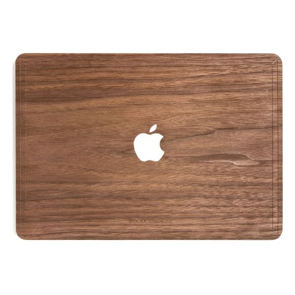 EcoSkin - Macbook Real Wood Cover