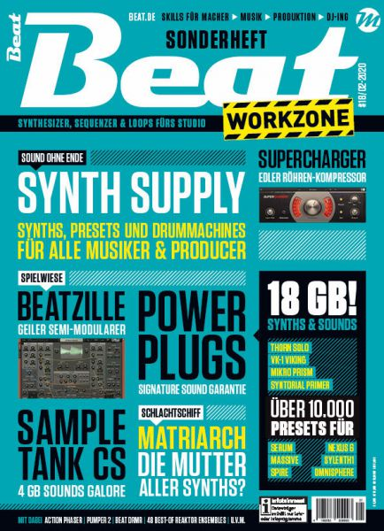 Beat Workzone 02/2020