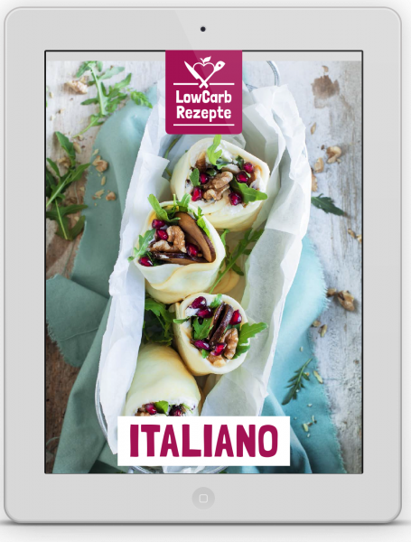 E-Book italiano low-carb