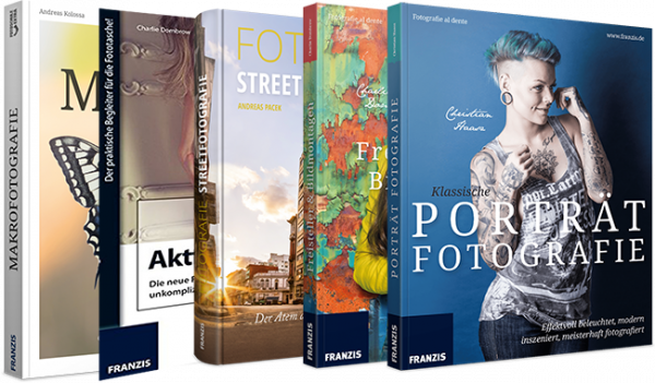 Franzis Verlag : Fotografie-Bundle