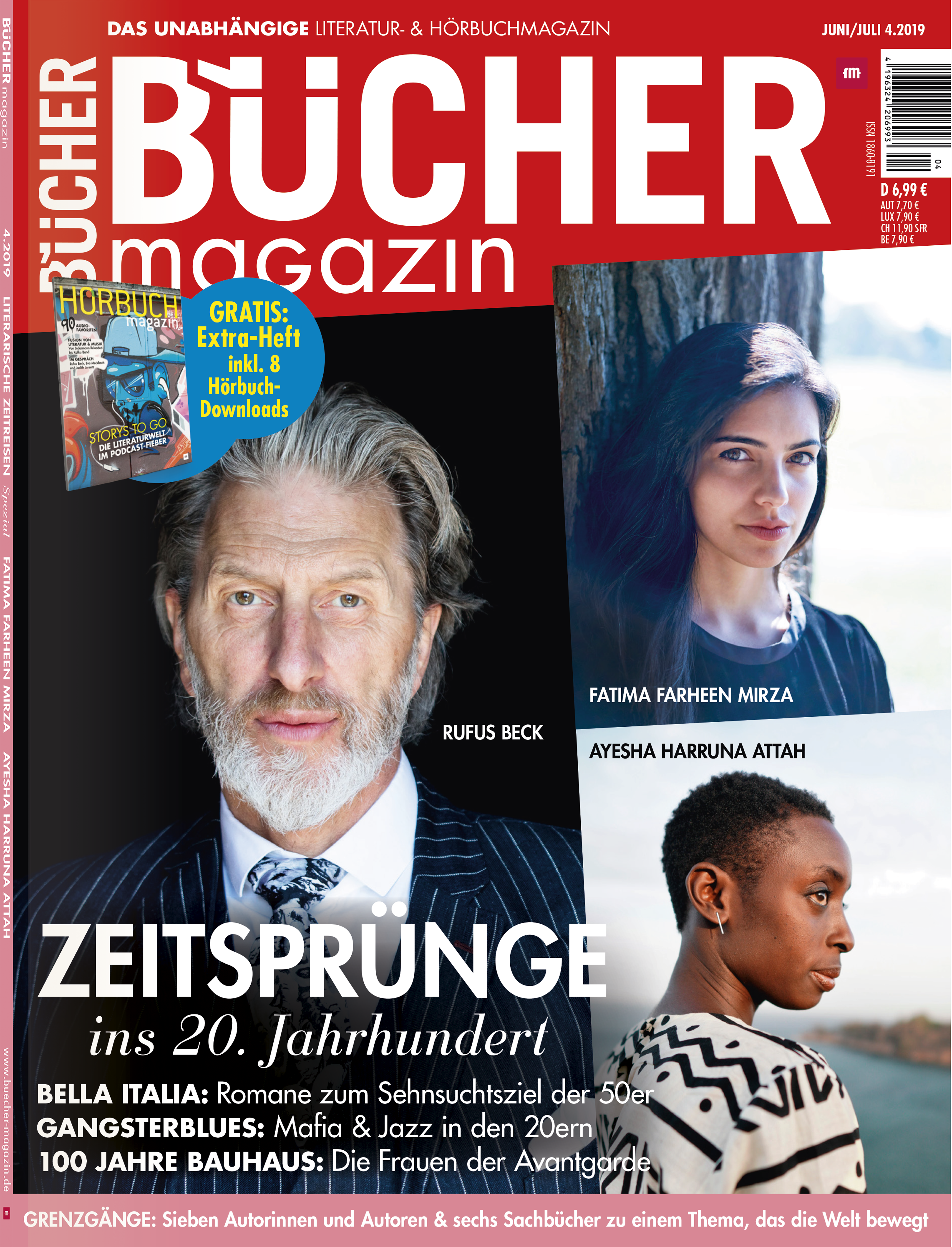 BÜCHER 04/2019