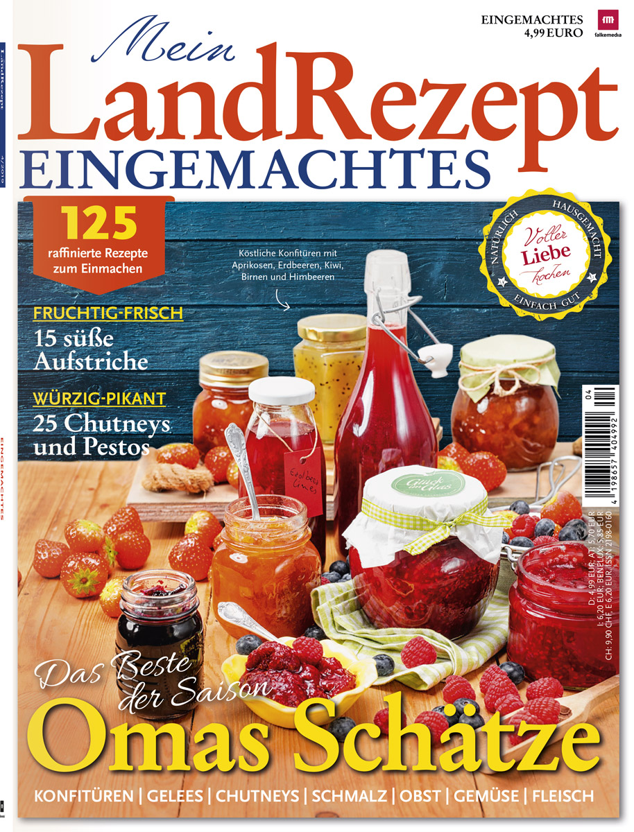 Mein LandRezept 04/2019