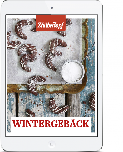Mein ZauberTopf - E-Book Wintergebäck mit dem Thermomix®