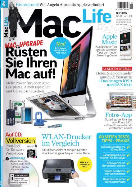 Mac Life 09/2015