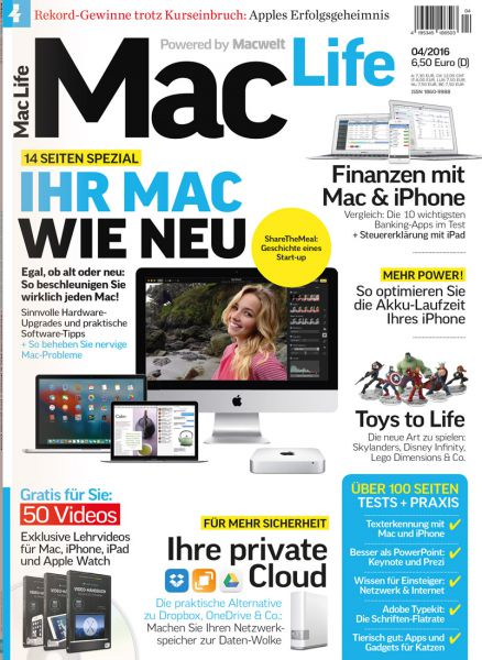 Mac Life 04/2016