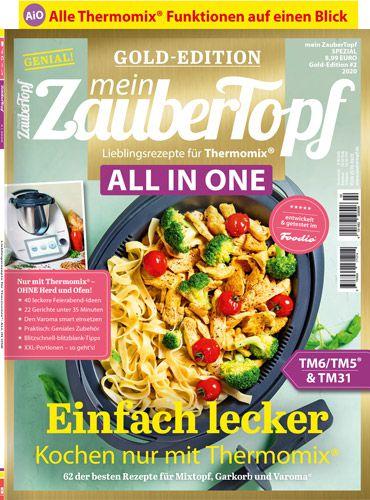 "mein ZauberTopf Gold-Edition ""All in One"" 02/2020"