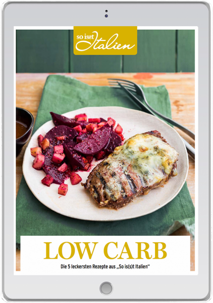 So is(s)t Italien - E-Book - Low Carb