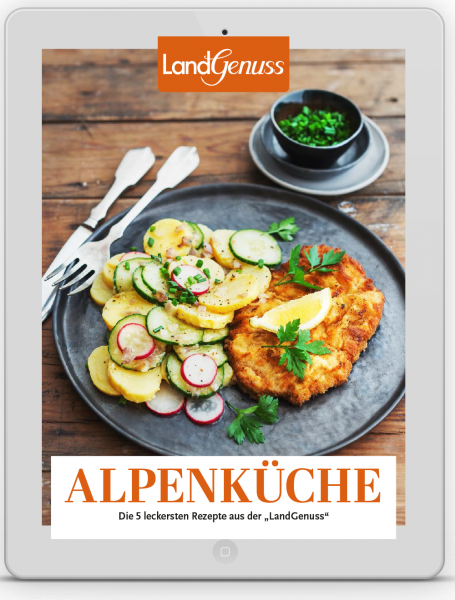 LandGenuss - E-Book - Alpenküche