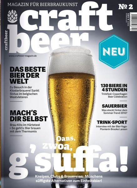 Craftbeer-Magazin 02/2016