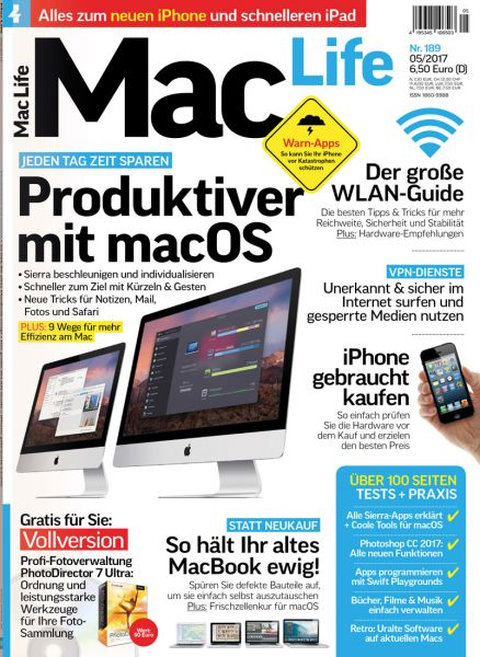 Mac Life 05/2017