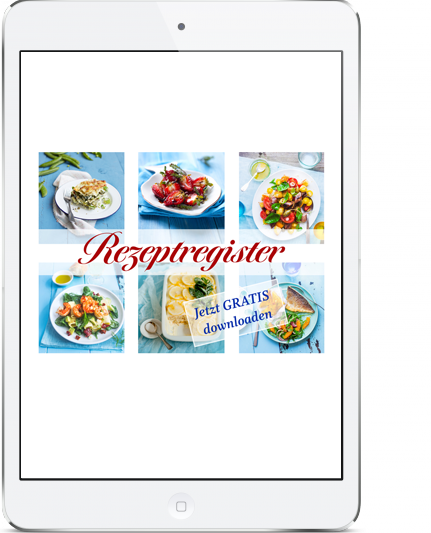 So isst Italien - E-Book Rezeptregister