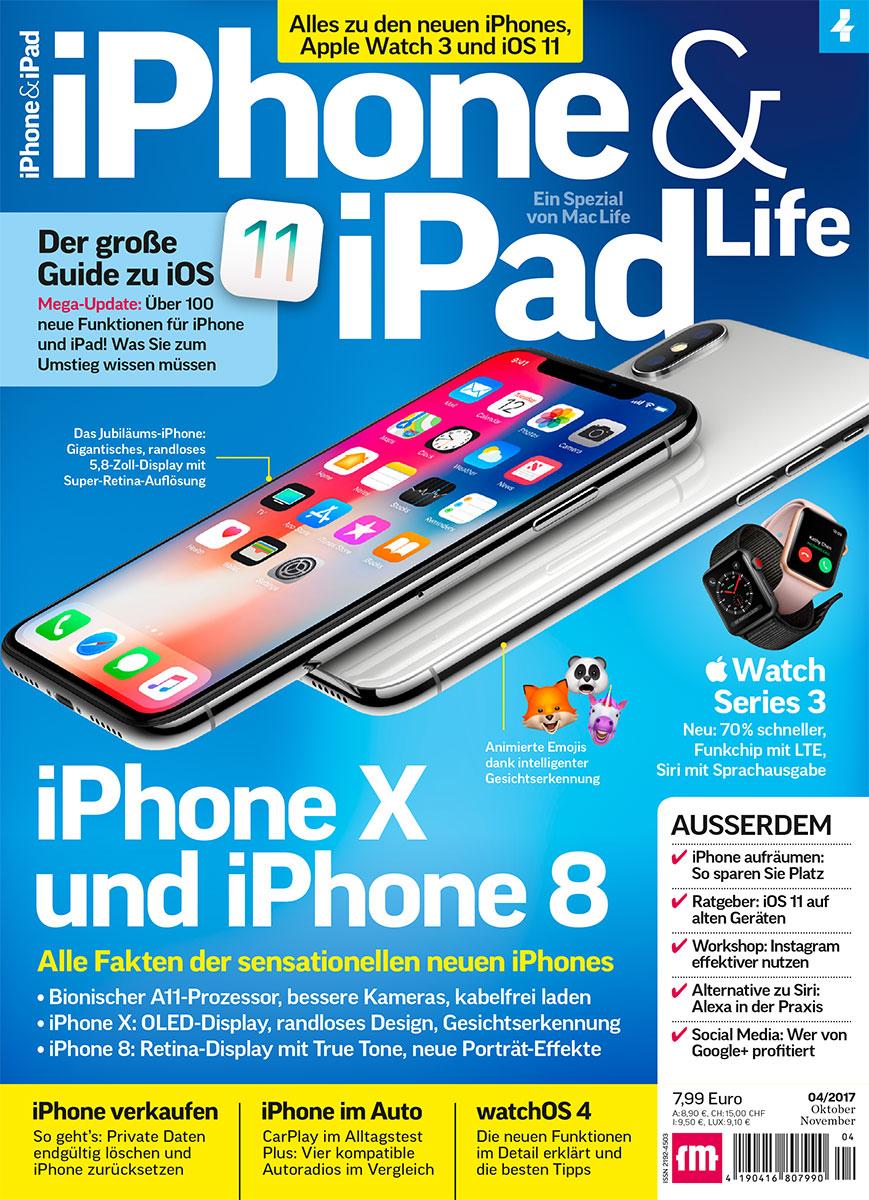 iPhone & iPad Life 04/2017