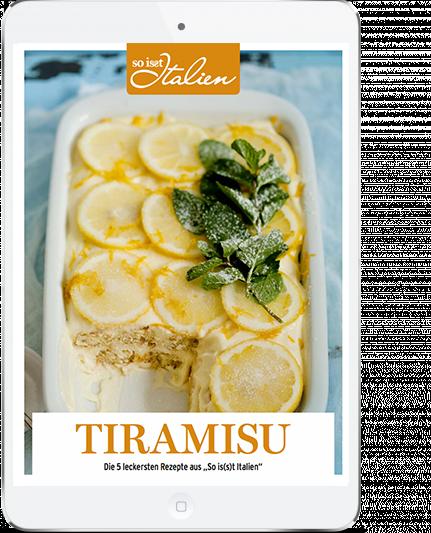 So is(s)t Italien - E-Book Tiramisu