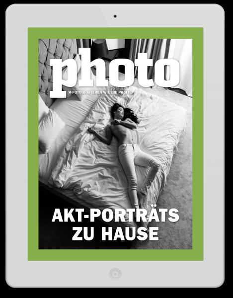 DigitalPhoto Akt-Portraits