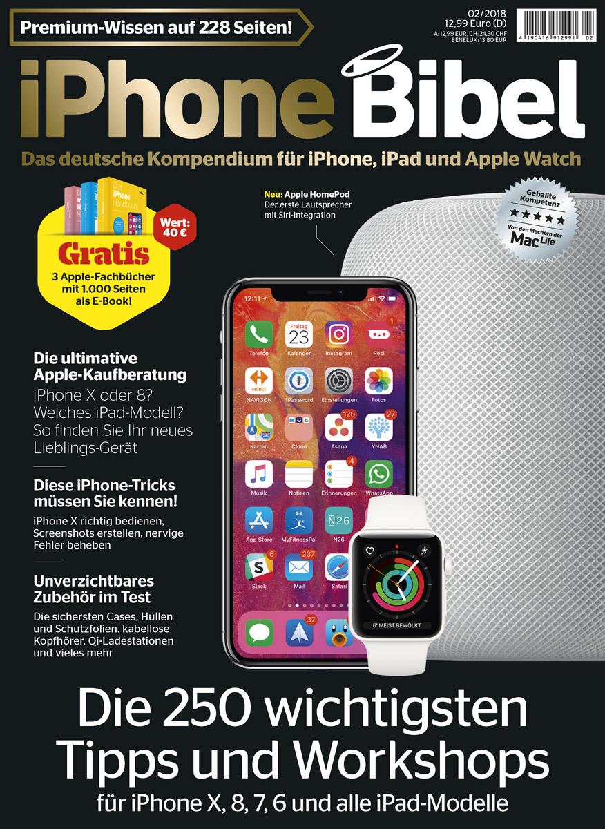 iPhoneBIBEL 02/2018