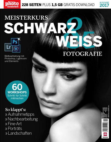 Meisterkurs Schwarzweiß-Fotografie 01/2017