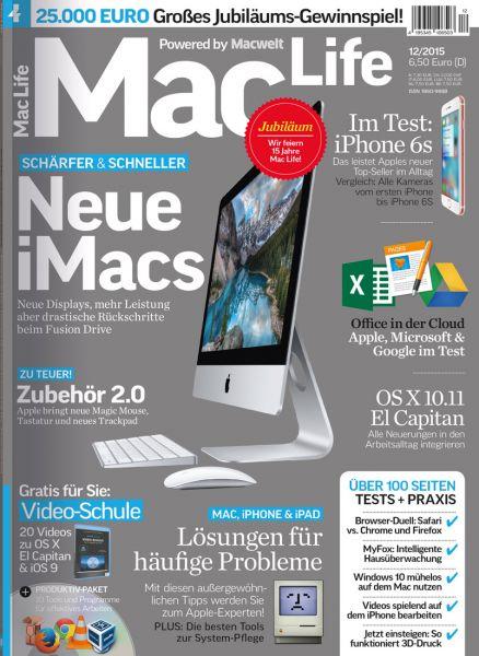 Mac Life 12/2015