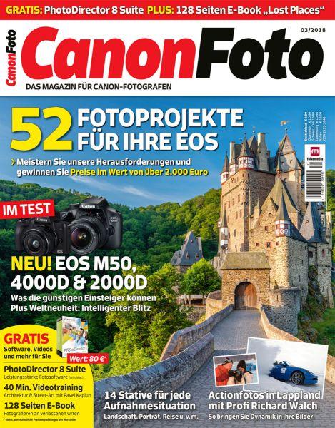 CanonFoto 03/2018