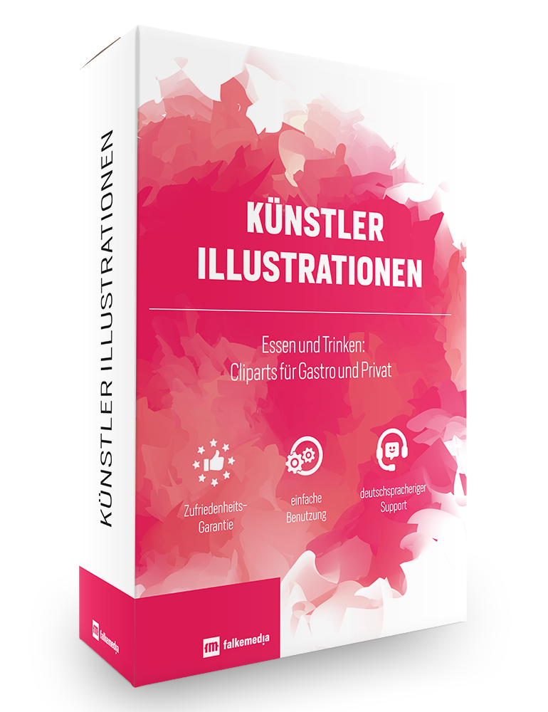 Künstler Illustrationen - Gastro
