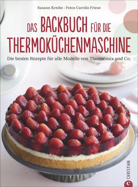 Cover Backbuch für die Thermoküchenmaschine