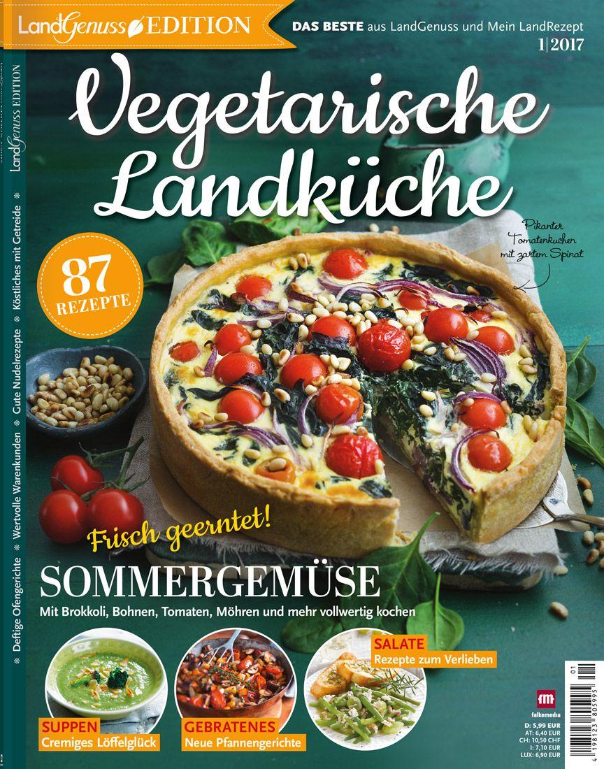 Vegetarische Landküche 01/2017 → Jetzt bei falkemedia kaufen ...