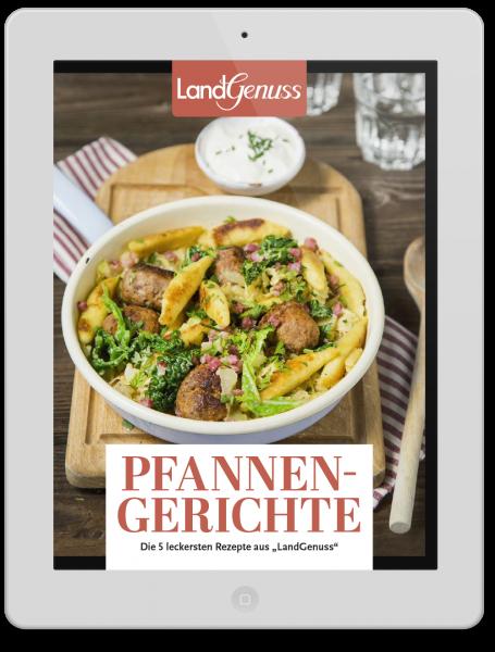 LandGenuss Pfannengerichte E-Book