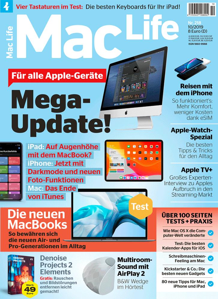 Mac Life 10/2019