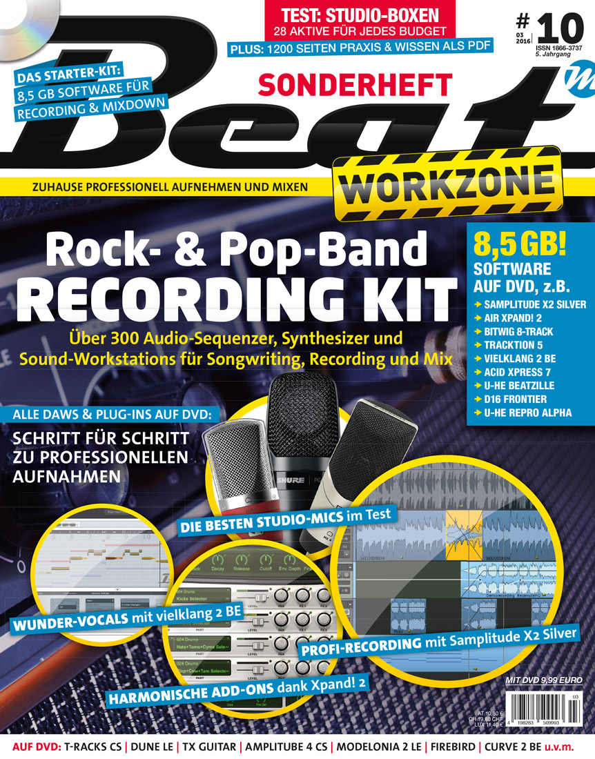Beat Workzone 03/2016