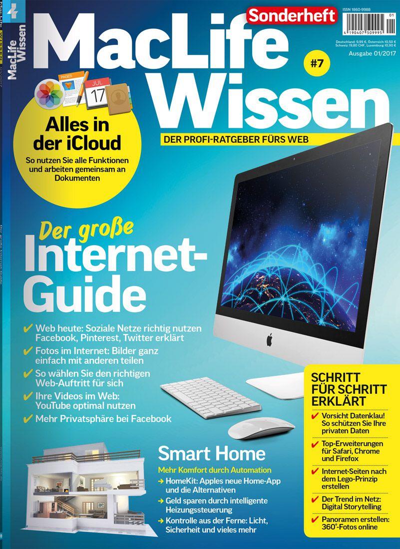 Mac Life Wissen 01/2017