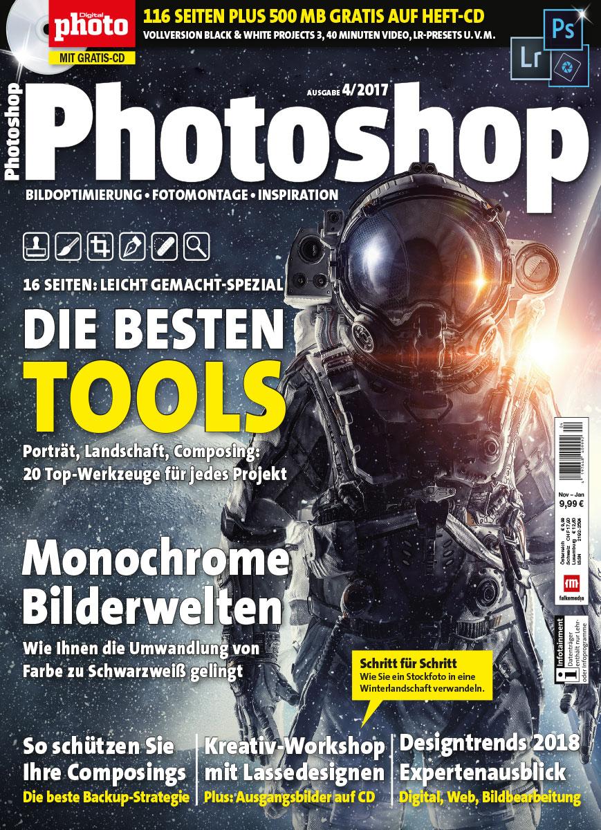 DigitalPHOTO Photoshop 04/2017