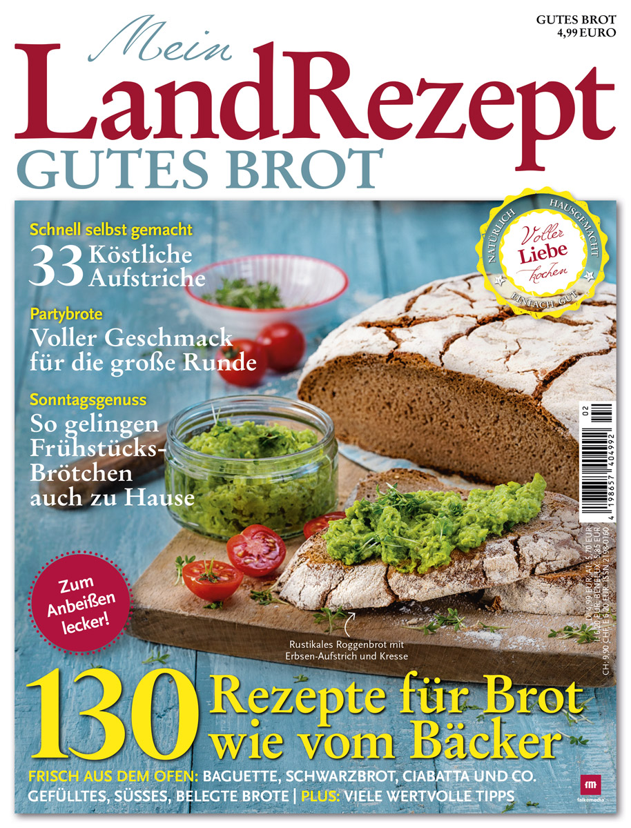 Mein LandRezept 02/2019