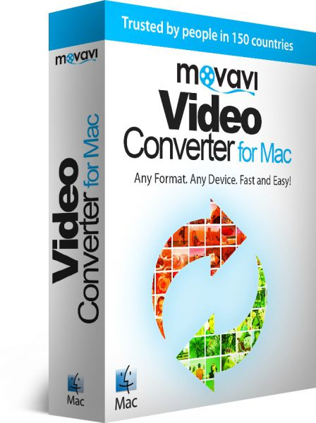 Movavi Video Converter - Mac