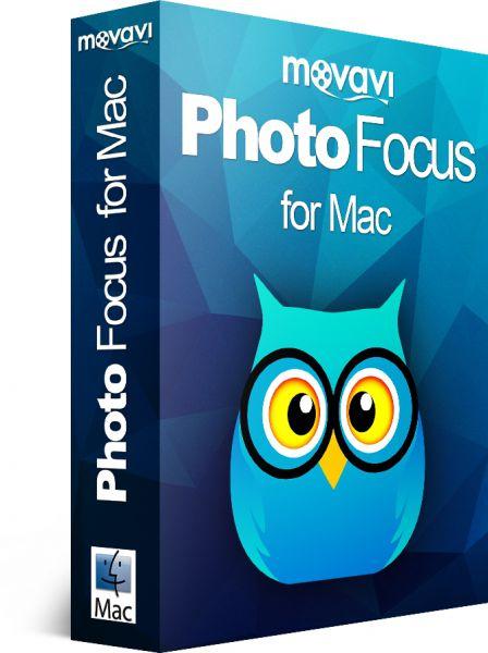 Movavi Photo Focus - Mac