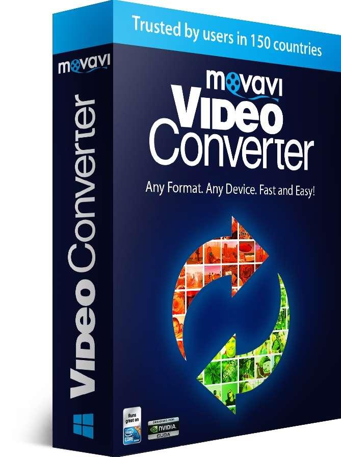 Movavi Video Converter | falkemedia