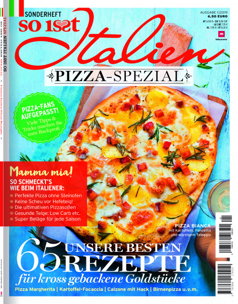 So is(s)t Italien SPEZIAL Pizza