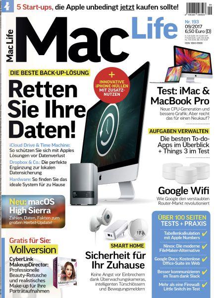 Mac Life 09/2017