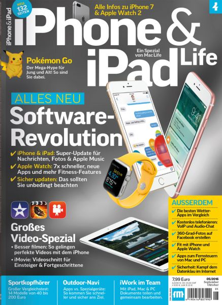 iPhone & iPad Life 05/2016