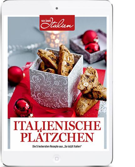 So is(s)t Italien - E-Book - Italienische Plätzchen