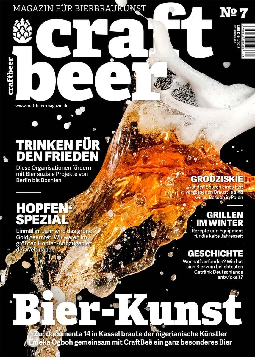 Craftbeer-Magazin 01/2018