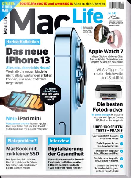 Mac Life 11/2021