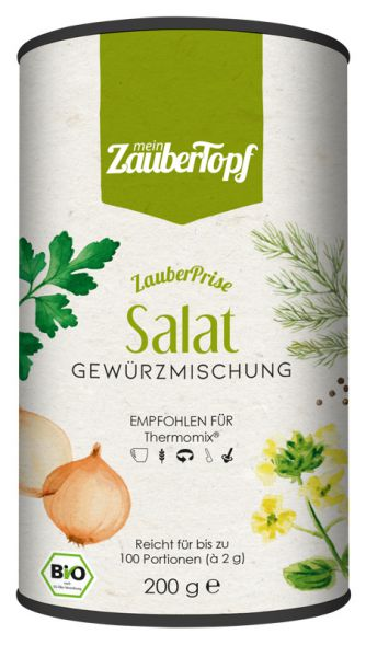 ZauberPrise Salat Bio 200 Gramm