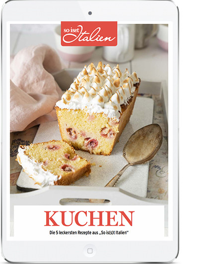 So is(s)t Italien - E-Book Kuchen-Rezepte