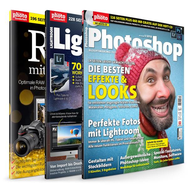 Lightroom, Photoshop & RAW