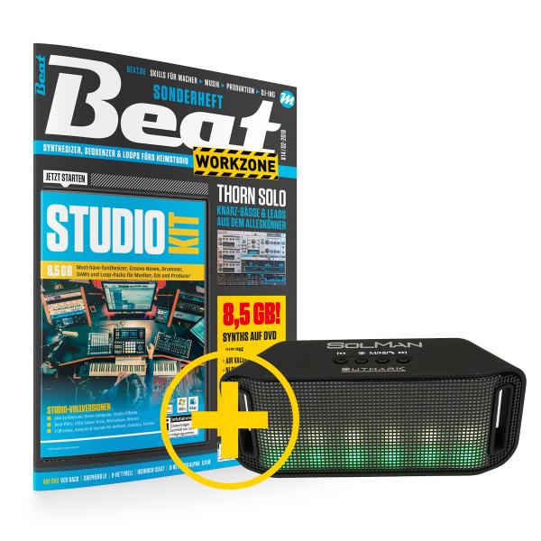 Workzone & Bluetooth Lautsprecher