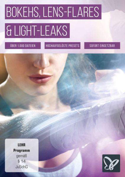 Bokehs, Lens-Flares und Light-Leaks