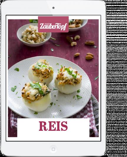 MeinZaubertopf - Reisgerichte mit dem Thermomix®