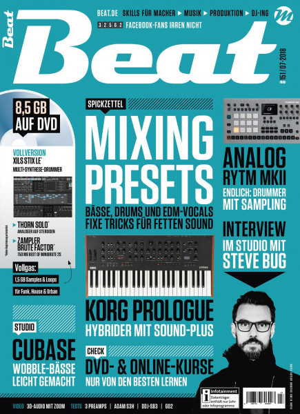 Cover Beat 07/2018