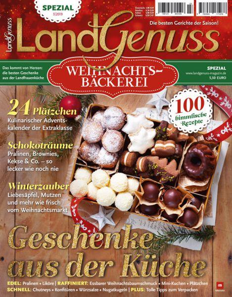 """LandGenuss Spezial 03/2019 """"Geschenke aus der Küche"""""""