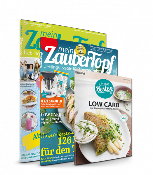 meinZaubertopf Power Bundle